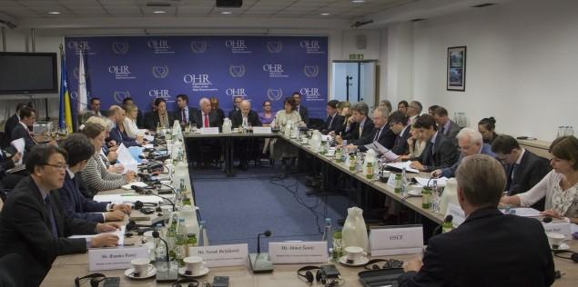 BiH: Incko je podneo ostavku, Schmidt imenovan za novog visokog predstavnika