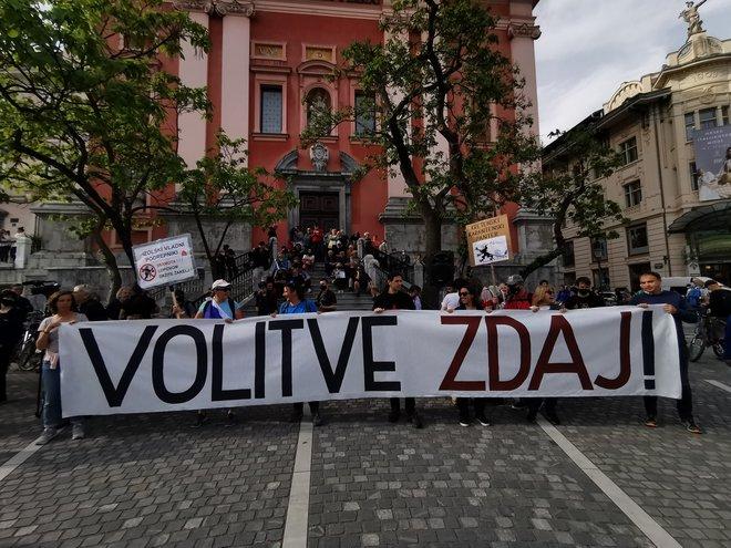 Slovenija: Hiljade građana okupilo se na protestima protiv Janšine vlade