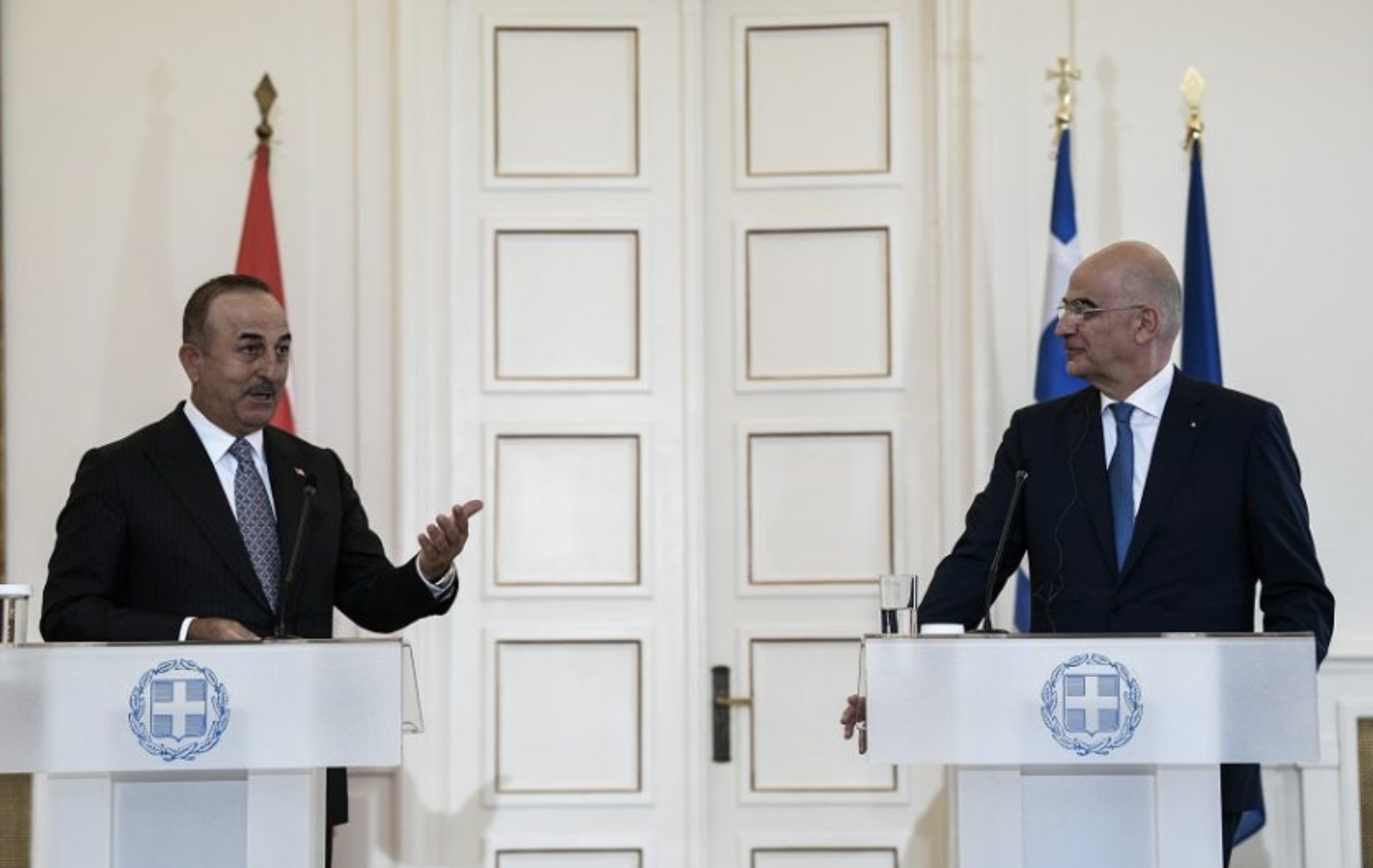 Grčka: Ekonomska saradnja u središtu razgovora Dendias – Čavušoglu