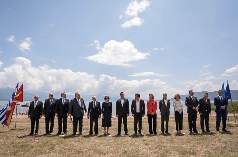 Severna Makedonija: Proslava godišnjice Prespanskog sporazuma uz prisustvo visokih zvanica i forumom o dijalogu