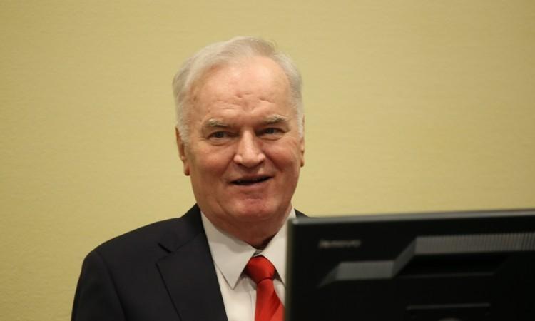 BiH: Potvrđena doživotna kazna Ratku Mladiću