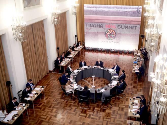 Na samitu u Tirani bez zajedničke deklaracije, Kurti u poslednjem trenutku tražio izmenu