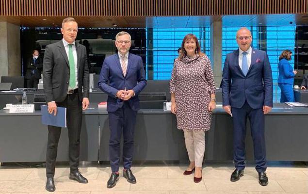 Grlić Radman: Kosovo zaslužuje liberalizaciju viznog režima