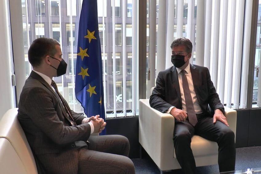 Crna Gora: Lajčak poziva na ustrajnost u reformama