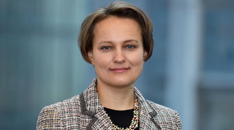 Ekaterina Solovova vodi operacije EBRD u Albaniji