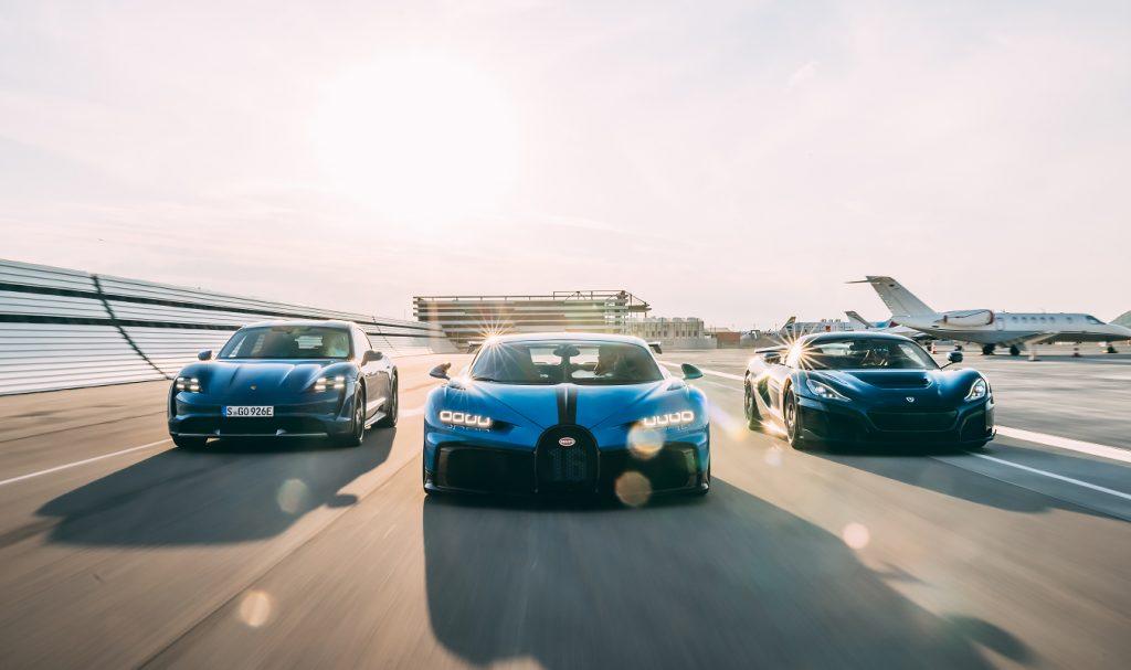 """Hrvatska: Ime nove zvezde je """"Bugatti Rimac"""""""