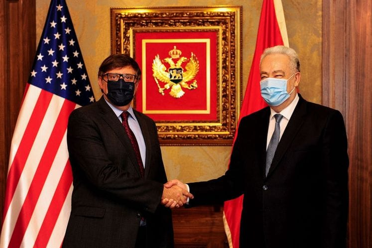Crna Gora i SAD će jačati bilateralne odnose