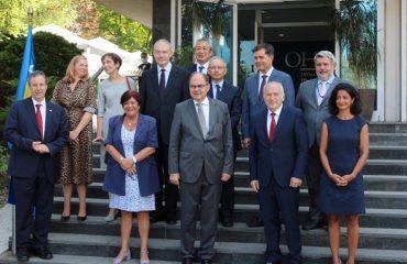 BiH: Šmit zvanično preuzeo dužnost visokog predstavnika