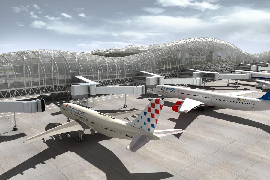 Hrvatska: Smanjenje emisije CO2 na zagrebačkom aerodromu prepoznato dodelom sertifikata ACI nivoa 3