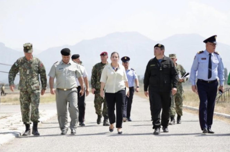 Albanija: Xhaçka u inspekciji objekata u koje će biti smeštene izbeglice iz Avganistana