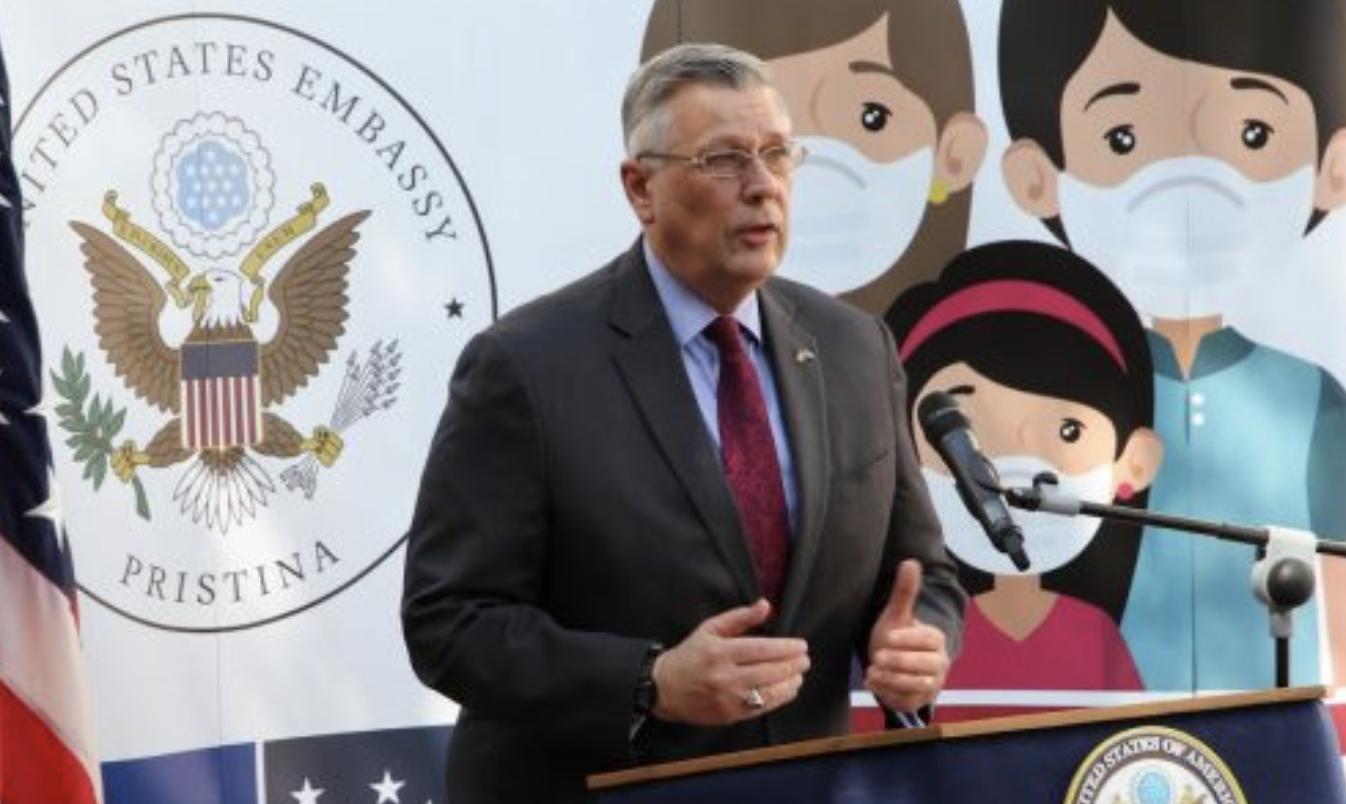 Američka ambasada poziva građane Kosova sa se vakcinišu