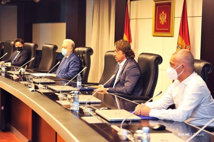 Crna Gora: Veće za nacionalnu bezbednost zaključilo da je situacija u državi stabilna