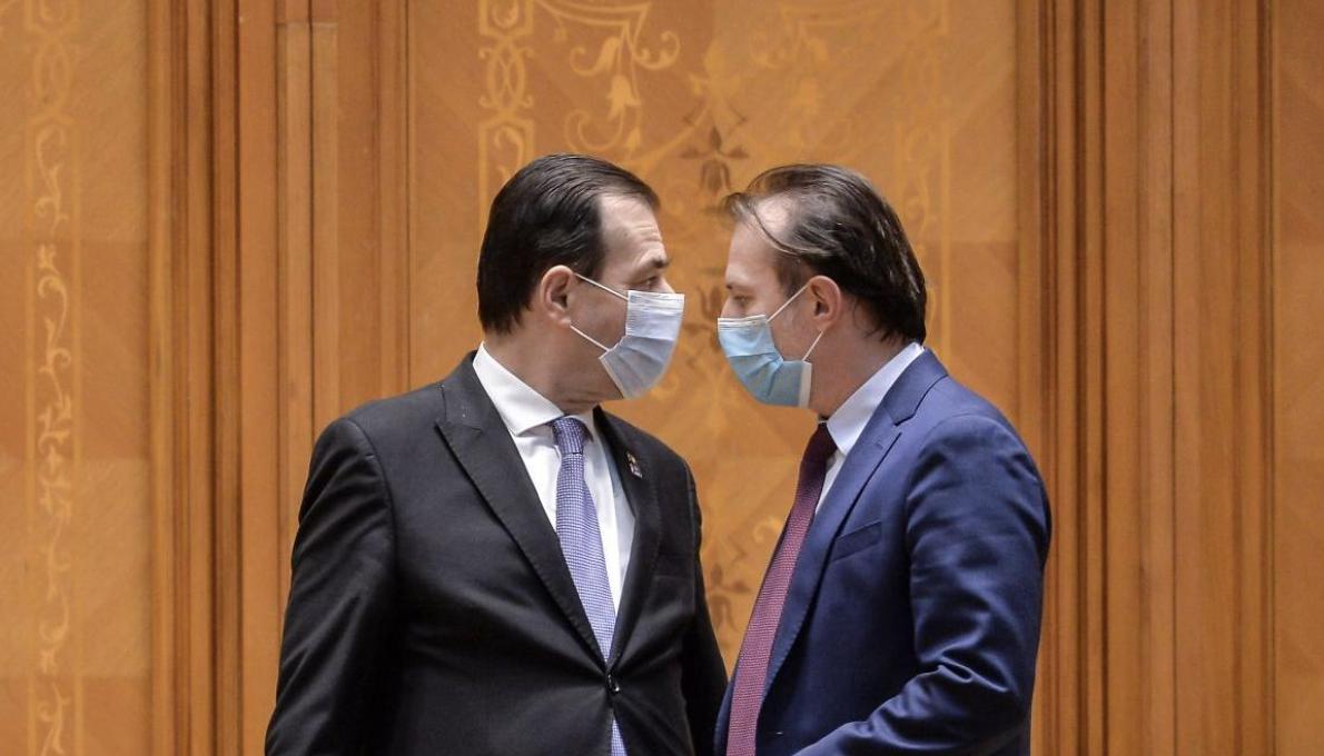 Rumunija: Orban opružuje Cîţua za čistke u PNL