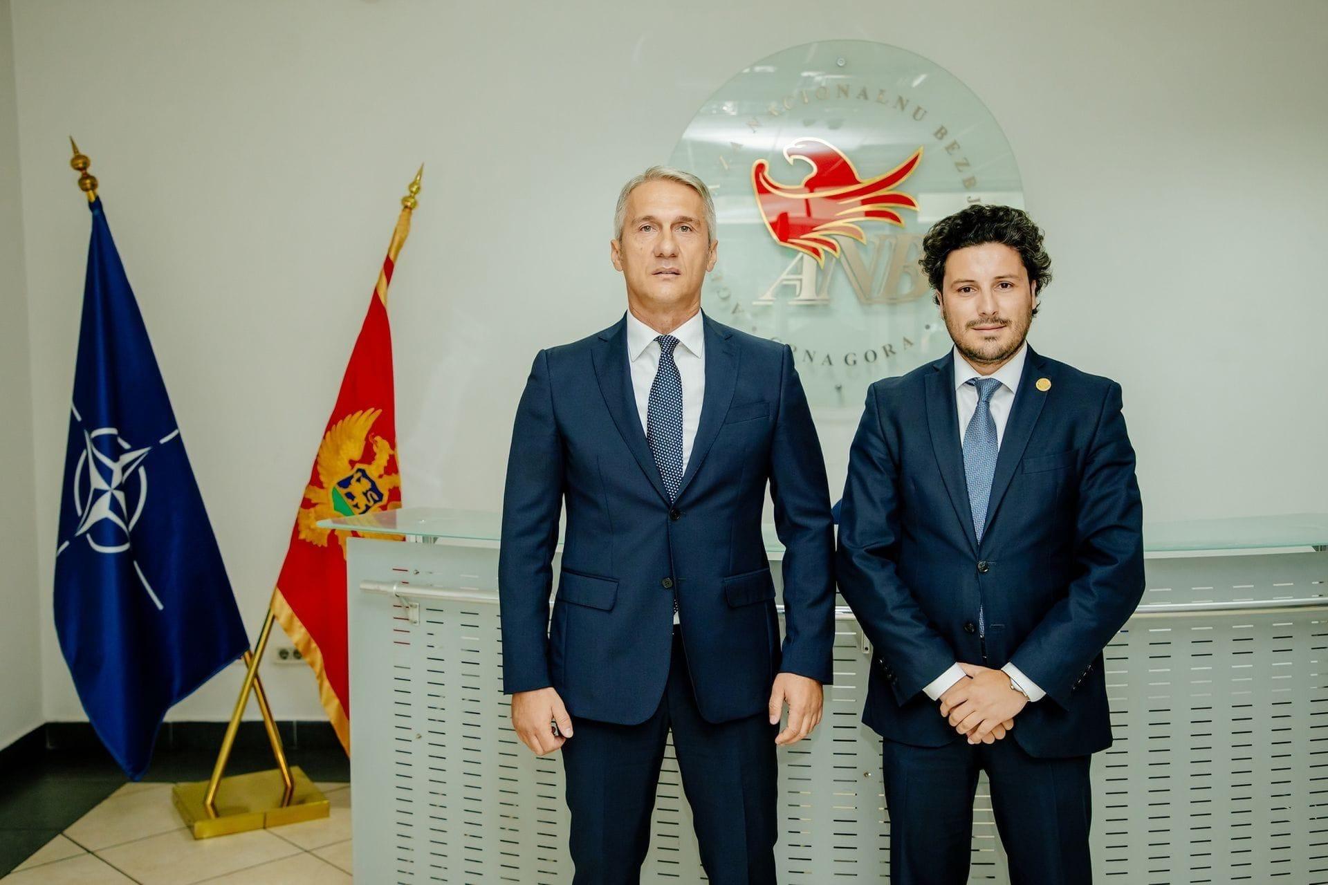 Crna Gora: Abazović posetio ANB i naglasio da u zemlji nema strane vojske
