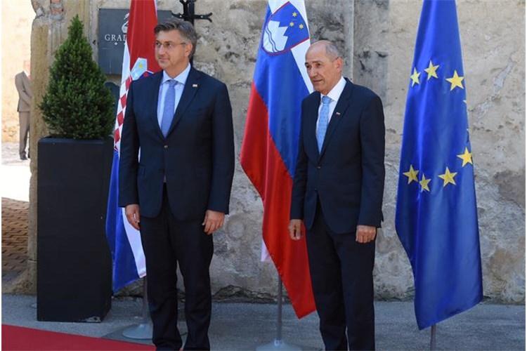 Plenković: Hrvatska i Slovenija imaju dobre odnose