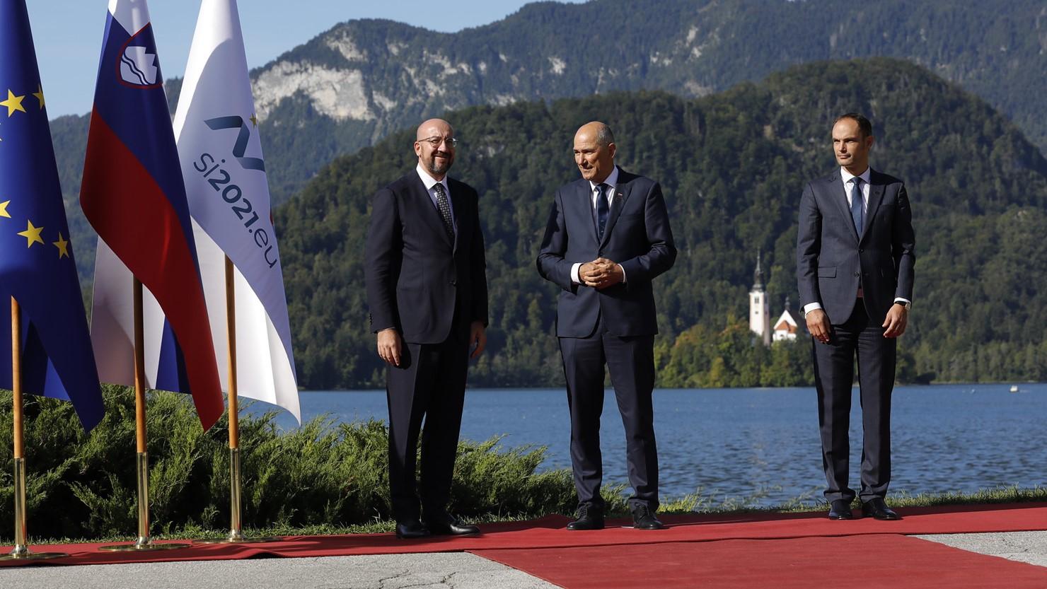 Slovenija: Počeo 16. strateški forum na Bledu