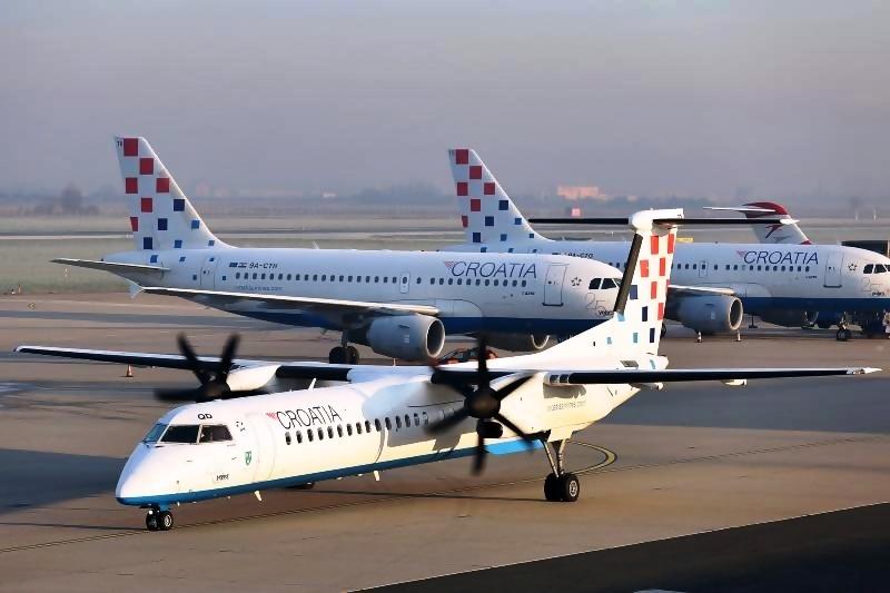 Airbus će predstaviti nove avione Croatia Airlinesa