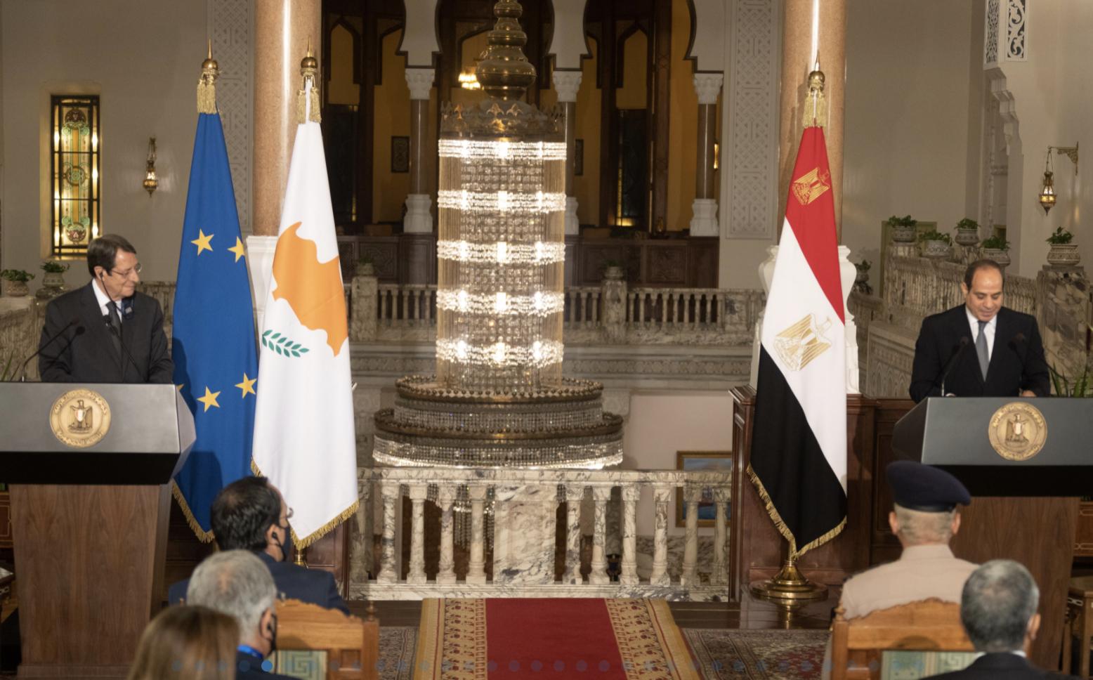 Kipar i Egipat u Kairu održali prvi međuvladin samit