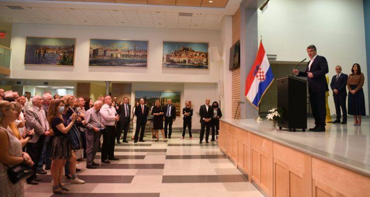 Hrvatska nikada nije bila stabilnija, tvrdi predsednik Milanović