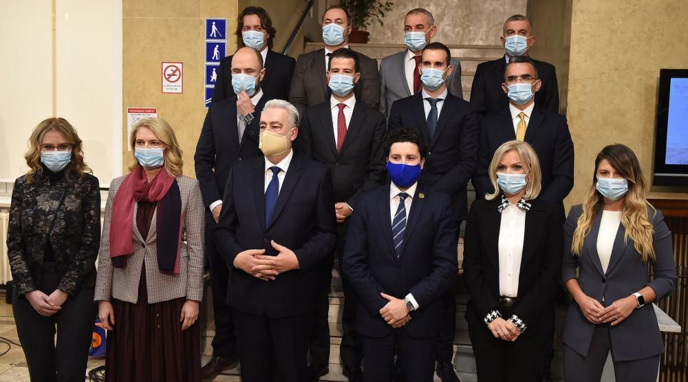 Crna Gora: Demokrate zadovoljne Krivokapićevim predlogom za rekonstrukciju Vlade