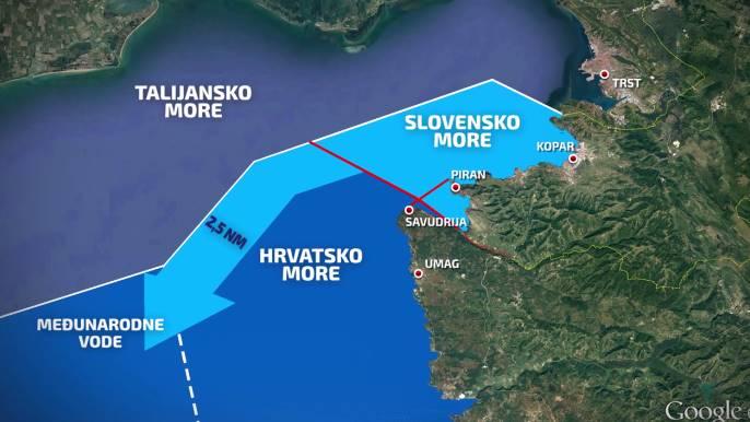 Slovenija ima prvi pomorski prostorni plan u istočnom Mediteranu