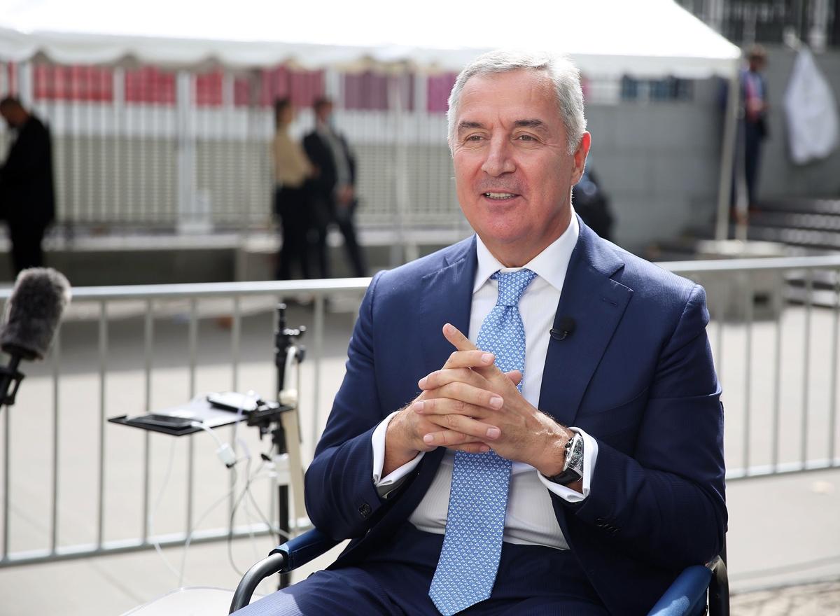 Đukanović: Rusija pokušava napraviti Crnu Goru trojanskim konjem za NATO i EU, kada bude primljena u članstvo