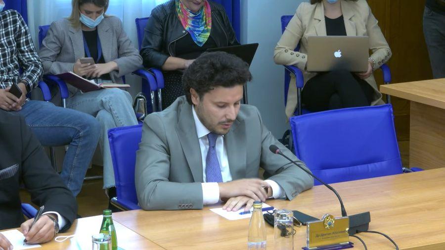 Crna Gora: Odbor za bezbednost i odbranu razmatrao dešavanja na Cetinju 4. i 5. septembra