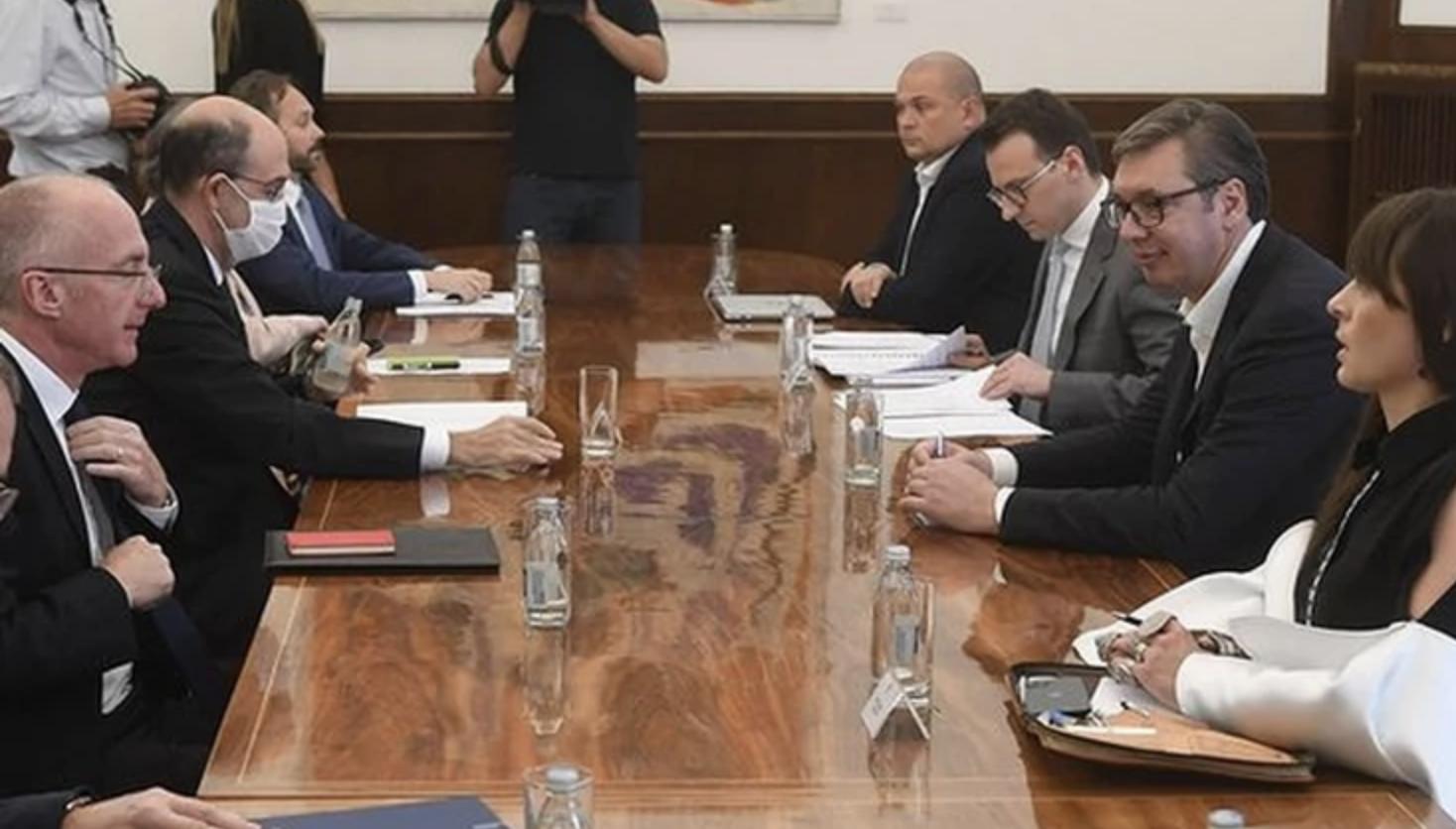 Vučić: Nećemo dozvoliti ponižavanje Srbije i njenih građana