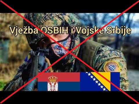 BiH: Odlaganje vojne vežbe OS BiH – Vojska Srbije izazvalo nove tenzije