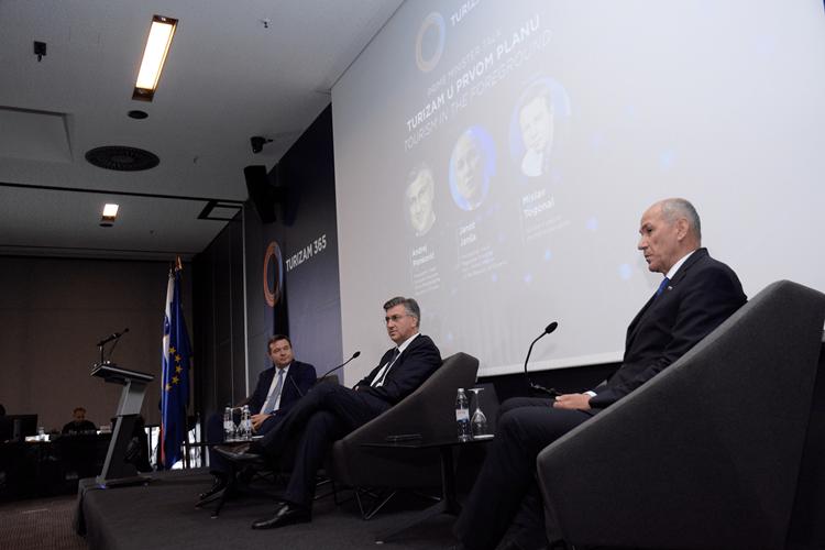 Hrvatska ima podršku Slovenije za ulazak u Šengen- i Evrozonu