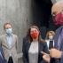 Šef kompanije Pfizer posetio Albaniju i pregledao uslove skladištenja vakcine